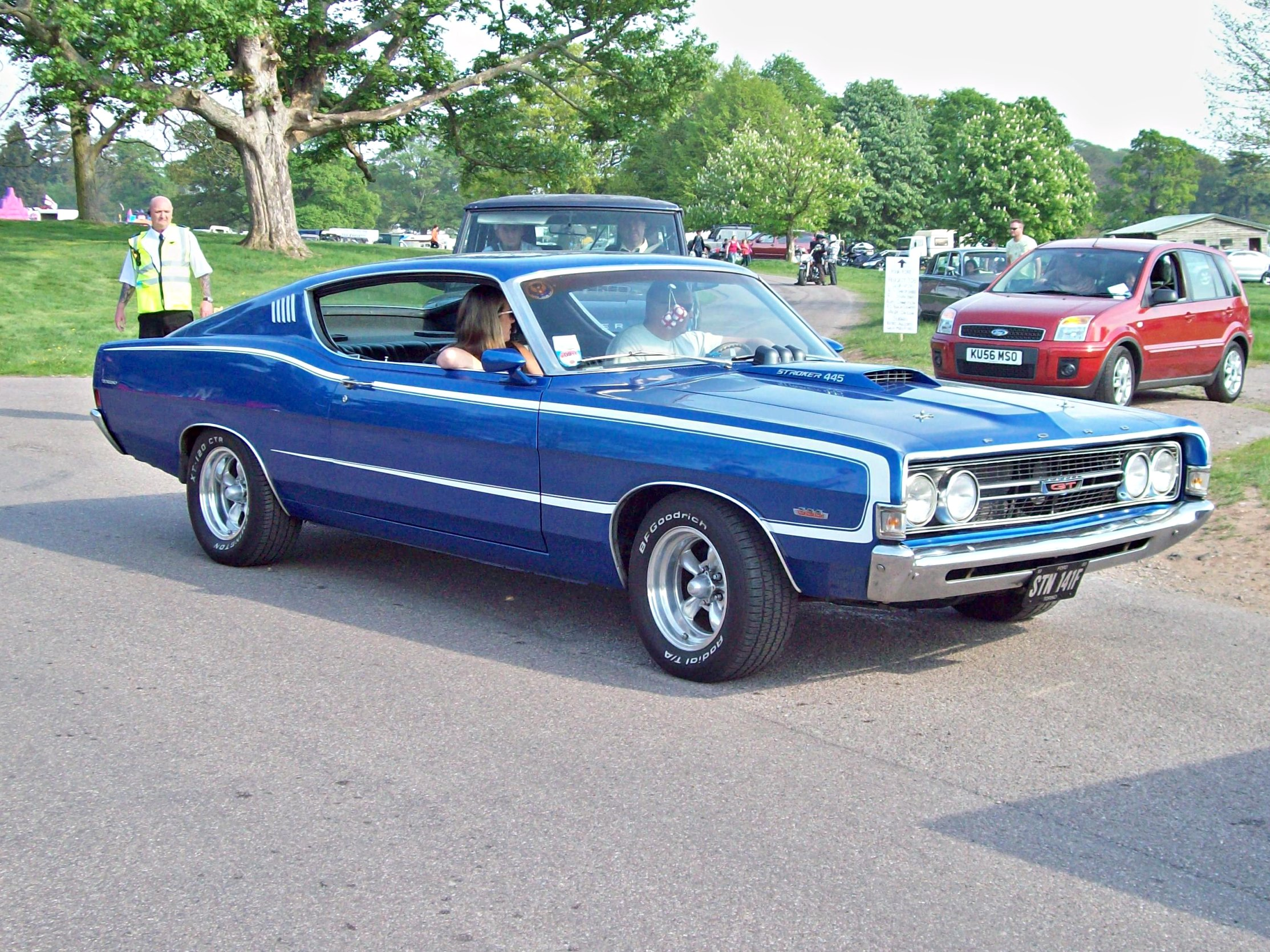 1968 Ford Galaxie pics and info MusCars