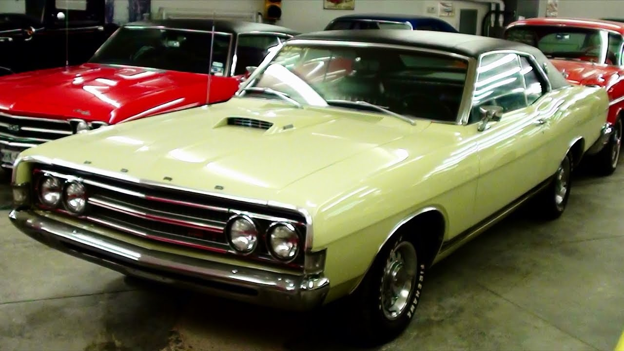 1968 Ford Galaxie Pics And Info 1970 Torino Gt Convertible Photo Gallery