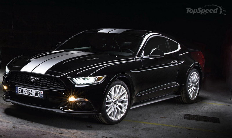 2016 Ford Mustang Le Mans 50th Anniversary Edition